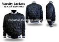 erkek ceket bağbozumu varsity jacket