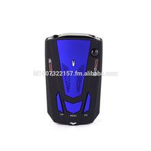 Blue Car Anti-Police GPS Radar Detector 16 Band