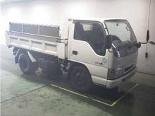 2002 isuzu elf volcado camión de 3 toneladas/kr-nkr81ed/4hl1 4770cc/yk21141