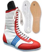 2014 men New design boxing shoes, men footwear