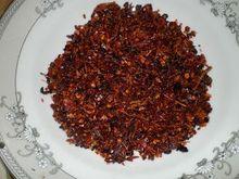 Maldive Tuna Chips / Maldive Chilly Paste