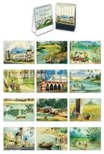C3703 Beautiful Malaysia Desktop Calendar 2015( promotional gift, corporate gift, premium gift, souvenir )