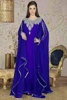 Newest jalabiya kaftan 2014 Dubai ery Fancy Kaftan Dress, Abaya Jalabiya Maxi muslim women long dress 2014