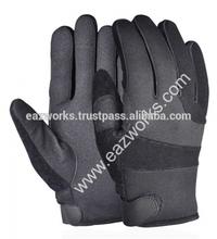 Police Combat Gloves