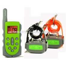 FOR TWO DOG 600m Waterproof KoolKani KK-360R Rechargeable Remote Dog Training Collar Sound Static Shock & Vibration Long Range