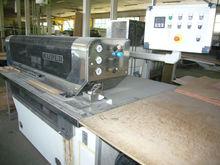 KUPER veneer splicing machine.
