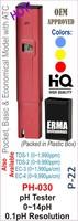 ERMA PH-030, PH tester Box Model
