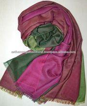 Multi-color Cashmere Shawl
