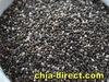 Conventional Black Chia Seeds - Chia Negra Convencional