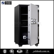 Steel safe fire and burglary anti safe, safe within a safe, electronic digital lock