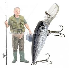 Fishing Bait with 2 Hooks