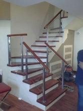Glass Stair Railing