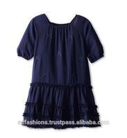 Baby Beautiful Chifon Dress with Elastic Band