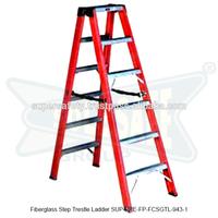 Fiberglass Step Trestle Ladder ( SUP-PPE-FP-FCSGTL-943-1 )