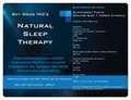 علاج النوم الطبيعية