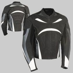 motorcycle Leather jacket, Racing Jacket New jacket motorbikes