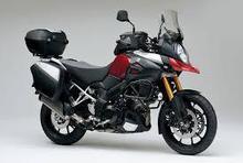 2014 Szuki V-Strom 1000 ABS