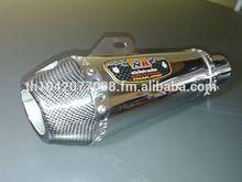 Racing polished Stainless 100% handmade Thai quality Muffler