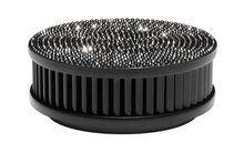Pyrexx PX-1 Smoke Alarm (Made with Swarovski Elements - black)