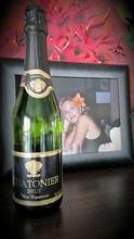 Sparkling White Wine 10% from 1,22 eur/bottle OEM