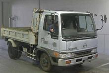 1996 HINO RANGER/ AIR BRAKE/ J07C ENGINE/4 TON / ID 5050-1022