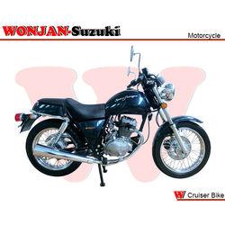 250cc cruiser bike, suzuki technology,motorcycle,gas or diesel,motorbike,chopper(GN250 BLUE)