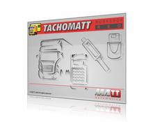 TACHOMATT Red software for tachograph workshops