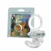 Football Vibrating Penis Ring