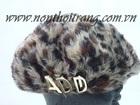 Fashion warm Fur hat Winter.