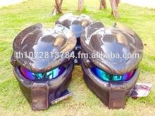 Predator carbon face helmets