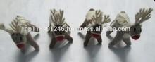 Felt Reindeer/felt Shapes/Christmas Decoration/Hangings