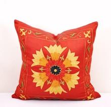 Uzbek Suzani cushion covers wholesale