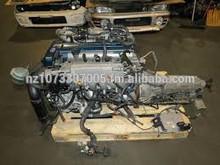 Toyota JDM 2JZ-GTE Twin Turbo 3.0L Toyota Aristo / Supra 1993 - 1997 Engine 5 Speed Trans Swap 1993 - 1997