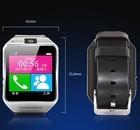 Fashionable touch screen smart watch