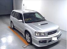 2004 Subaru Forester Cross Sports 2.0T YK21316/TA-SG5/HJ20 2000cc