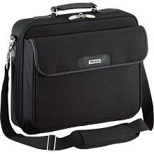 """Targus Traditional Notepac Carrying Case for 14.1"""" Notebook - Black - Ballistic Nylon - Lenovo p/n 45J7832 73P4928 OCN1-12"""