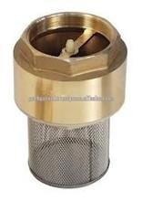 foot valve