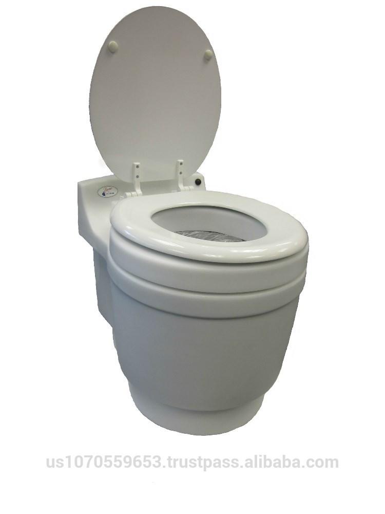 flush waterless chemical free toilet buy waterless toilet chemical free odorless product
