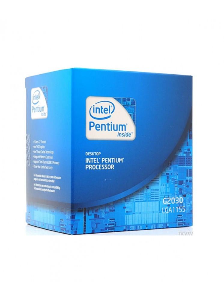 Intel Pentium Dual Core Inside Intel Pentium Dual Core G2030