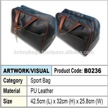 leather Sport Bag