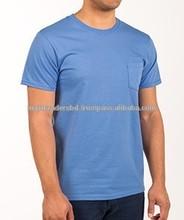 Best sell cheap custom pocket mens fashion tshirts