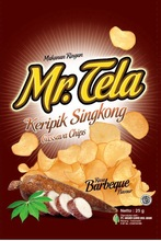 Cassava Chips Indonesia