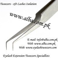Volume Lash Tweezers/ Super Precise Volume Tweezers Made of Japanese Steel
