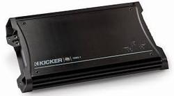 KICKER ZX Series ZX1000.1 Amplifier