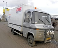 Truck:Used low price Truck Mercedes 608