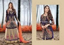 INDIAN WEDDING LEHENGA DESIGNER DRESS SALWAR KAMEEZ LADIES KURTA DESIGNS FROM INDIA
