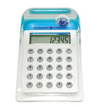 Aqua Desk Calculator