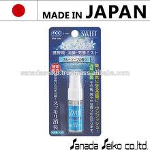 Portable Air freshener 10ml (Blue soap)| Sanada Seiko Chemical High Quality made in japan | air freshener for car
