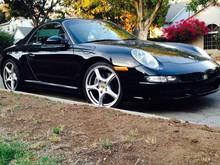 2008 Porsche 911 Convertible