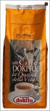 Italian Roasted Coffee Beans - Dokito Arancio